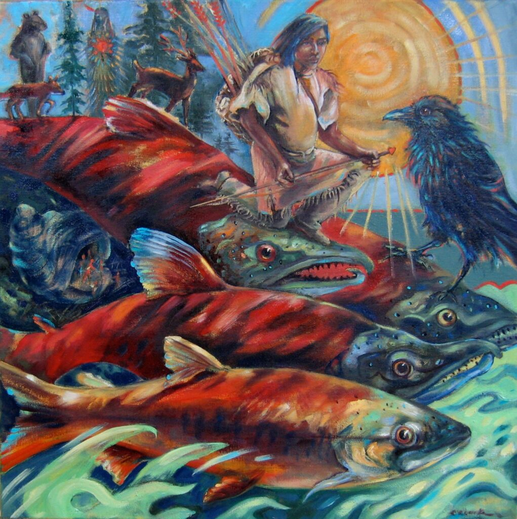 The Salmon People